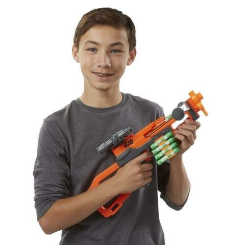 Star Wars Nerf Episode VII Chewbacca Bowcaster