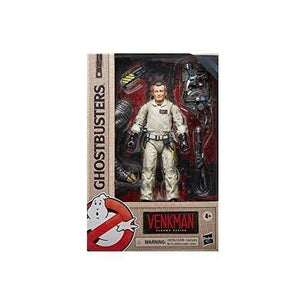 Ghostbusters Plasma Series Peter Venkman 6-Inch Action Figures Wave 1