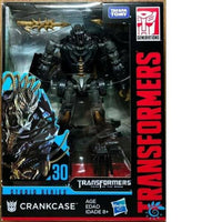 Transformers Studio Series 30 Deluxe Class Crankcase Action Figure