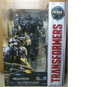 Hasbro Transformers MV5 The Last Knight Voyager class Megatron in stock