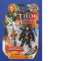"Marvel Thor Hogan Figure 2011 Hasbro 4"" MOC Avengers Warriors Three Universe"
