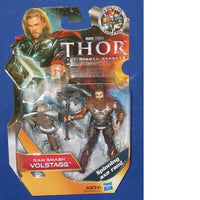 "Marvel Thor Volstagg 4"" Action Figure 2011 Universe MOC Avengers Warriors Three"