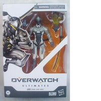"Hasbro GENJI CHROME Overwatch Ultimates Amazon 6"" figure 2019"