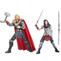 HASBRO MARVEL LEGENDS 10TH ANV5 [THOR & SIF] Action Figure 2-PACK Set in stock