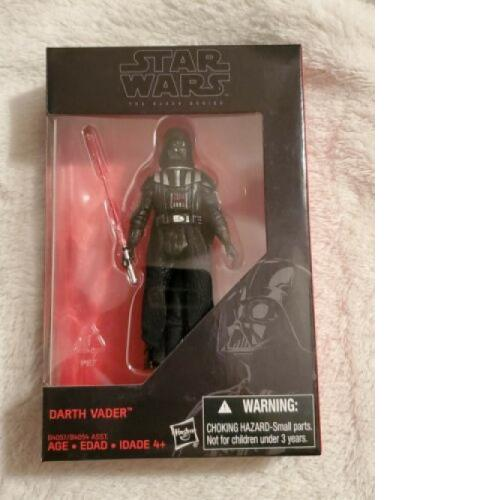 "Star Wars The Black Series 2015 3.75"" Darth Vader Exclusive Action Figure"