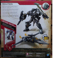 HASBRO Transformers MV5 THE LAST KNIGHT LEADER CLASS [MEGATRON] Action Figure