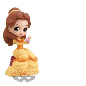 Banpresto Craneking Q posket The Beauty and The Beast- Perfumagic  Belle- Type B