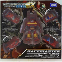 Takara Tomy Transformers United EX race master Prime mode EX05