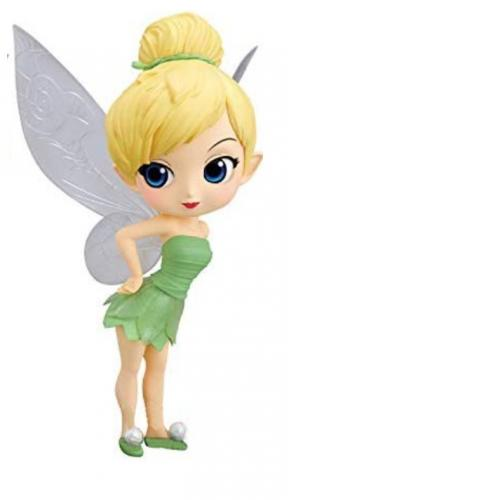 Banpresto Craneking Q posket Peter Pan- Tinkerbell Leaf Dress ver- Type B