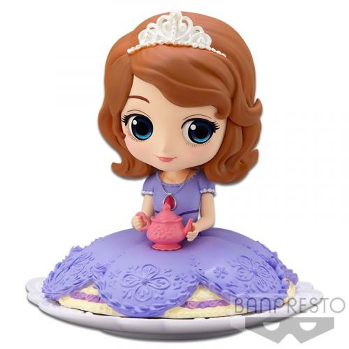 Banpresto Craneking Q Disney Charcater- Sofia The First - Sugirly Style