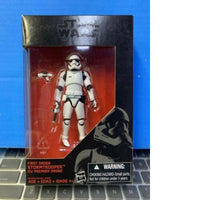 Star Wars The Black Series Walmart Exclusive First Order Stormtrooper 3.75""