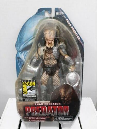 Ahab Predator Action Figure Neca