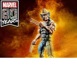 Marvel Legends 80th Anniversary Wolverine Logan 6 Inch Action Figure NEW