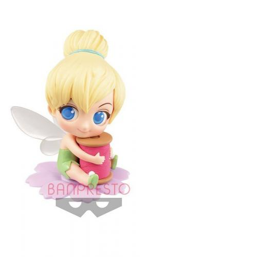 Banpresto Craneking Q posket Peter Pan- Sweetiny Tinkerbell- Type B