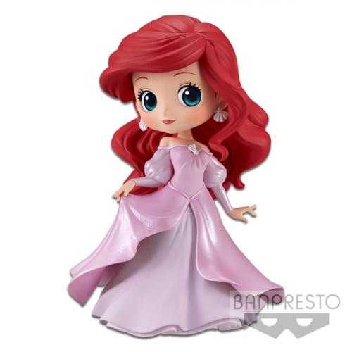 Banpresto Craneking Q posket The Little Mermaid- Ariel Princess Dress- Type B