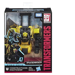 HASBRO Transformers STUDIO SERIES DELUXE CLASS SS#47 [CONSTRUCTION HIGHTOWER]