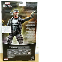 HASBRO MARVEL LEGENDS 80th Anniversary THE PUNISHER ACTION FIGURE