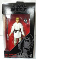 "HASBRO STAR WARS THE BLACK SERIES 6"" 6 Inch #21 LUKE SKYWALKER"