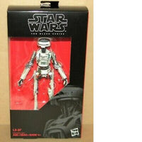 "L3-37 #73 Black Series Star Wars 6"" Action Figure Solo Movie Droid"