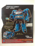 Transformers Generations Protectobot Hot Spot Autobot Voyager Class Hasbro