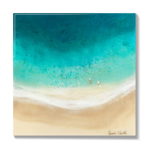 "【Sarah Caudle / サラカードル】""Surf Date""Open Edition Resin Print"