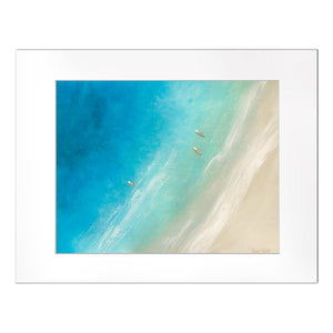 "【Sarah Caudle / サラカードル】""Surf Life""Matted Prints"