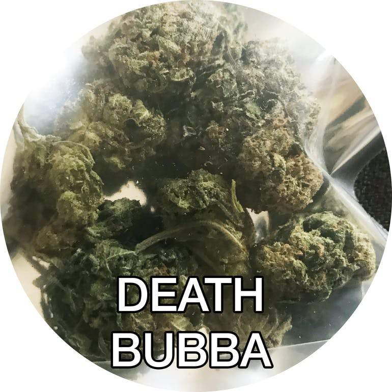 Death Bubba  ** Indica Dominant - Collingwood Cannabis Company