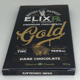 Premium Chocolate Bar - 1000 mg THC  *GOLD EDITION