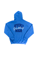 Load image into Gallery viewer, YOUTH BVH Emblem Patch Hoodie | Carolina Blue