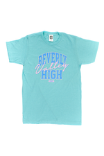 Load image into Gallery viewer, Beverly Valley High T-Shirt | Neo Blue