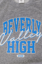 Load image into Gallery viewer, Beverly Valley High Pullover | Heather Grey
