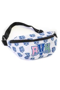 BVH Fanny Pack | White