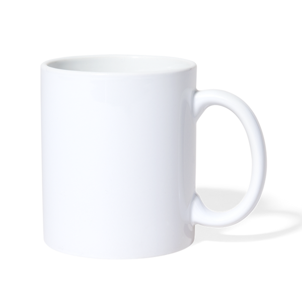 Coffee / Tea Mug - white