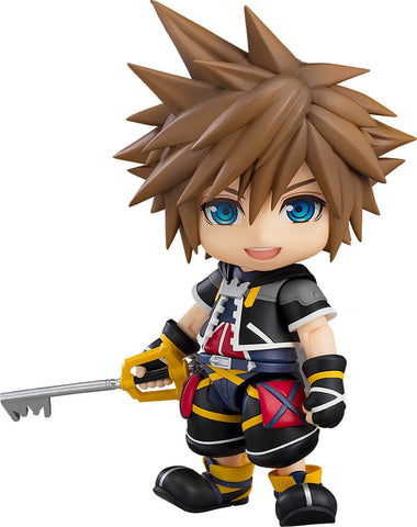 KINGDOM HEARTS II Nendoroid Sora: Kingdom Hearts II Ver.