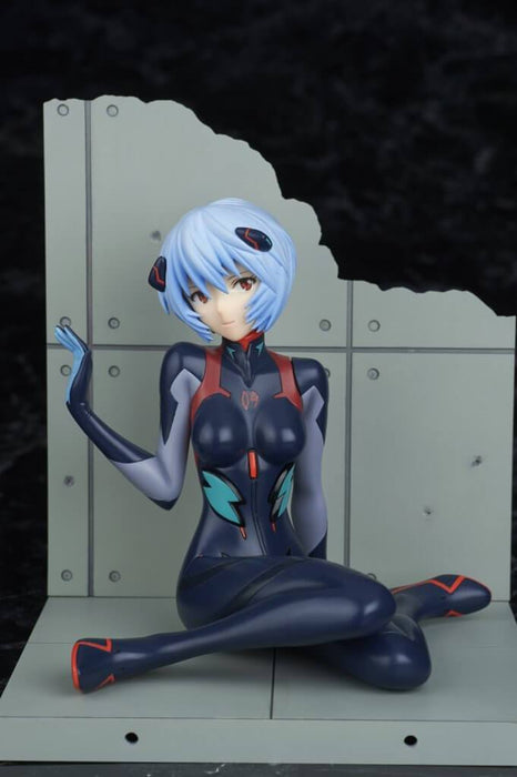 Evangelion: 3.0+1.0 Thrice Upon A Time: Rei Ayanami Plugsuit Ver. New Movie Edition