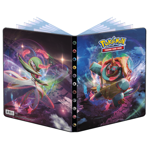 ULTRA PRO Pokémon - Portfolio - 9PKT- Sword and Shield 3.5