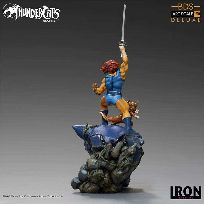 Lion-O & Snarf BDS Art Scale 1/10 Scale – ThunderCats by Iron Studios