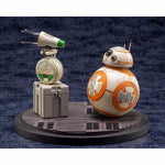 Star Wars - Episode IX - D-O & BB-8 ARTFX+ Statue