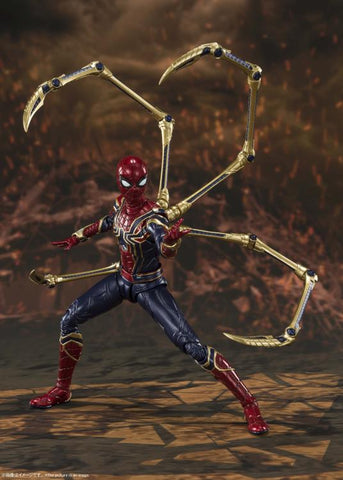 S.H.Figuarts : Iron Spider - Final Battle Edition - (Avengers: Endgame)
