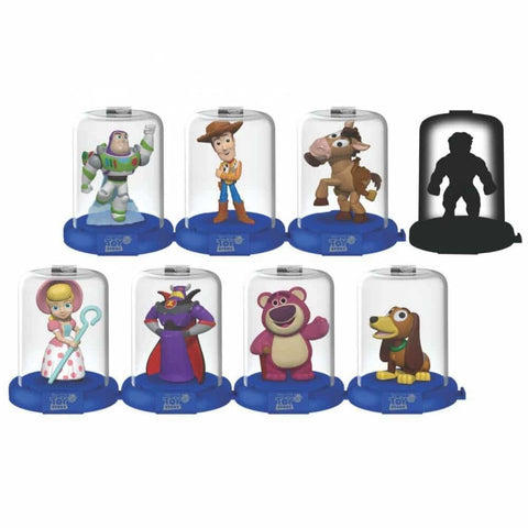 DOMEZ Toy Story 25th Anniversary Collectible Figure
