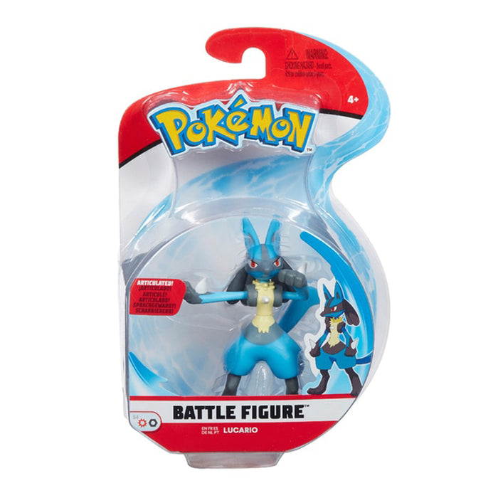 Pokemon Battle Figure - Lucario