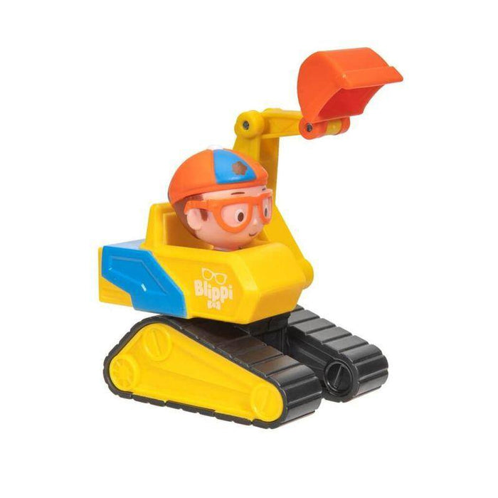 BLIPPI - Mini Vehicles - Excavator