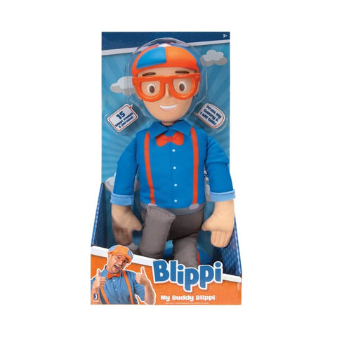 BLIPPI - My Buddy Figure