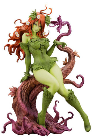 DC UNIVERSE Poison Ivy Returns Limited Edition Bishoujo Statue