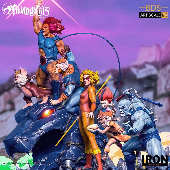 Tygra BDS Art Scale 1/10 Scale – ThunderCats by Iron Studios