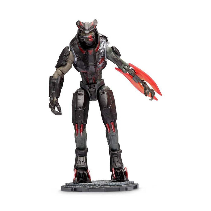 "HALO 3.75"" Core Action Figure Heroes vs Villains - Spartan MK V [B] + Jega 'Rdomnai"