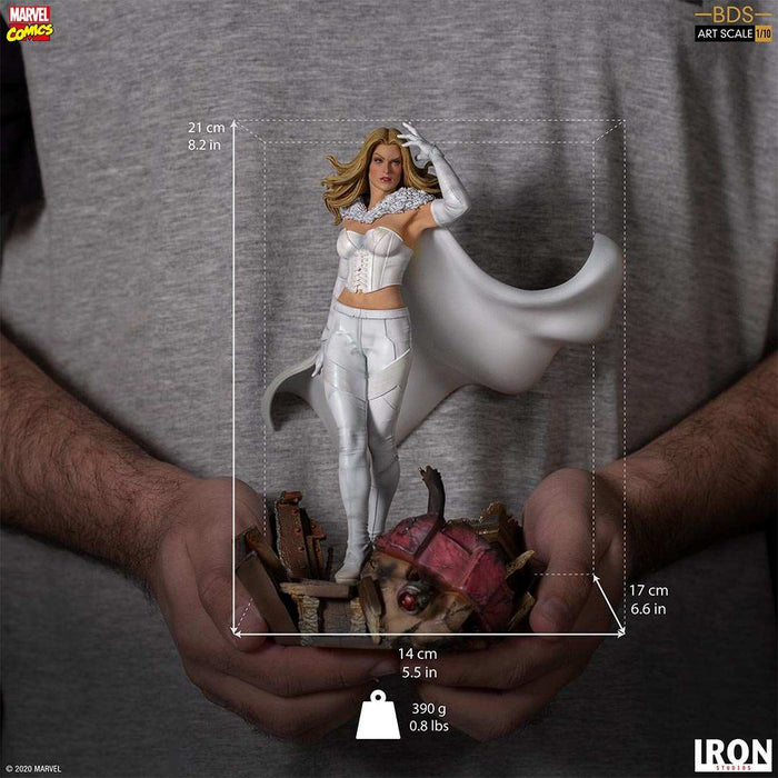 Emma Frost BDS Art Scale 1/10 Scale by Iron Studios