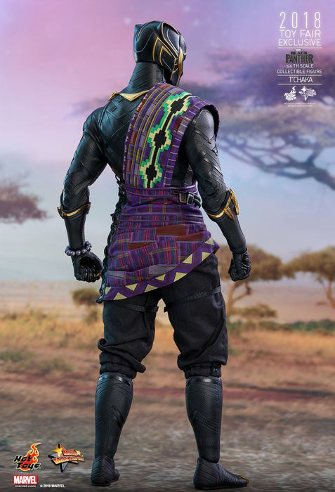 Black Panther (2018) - T'Chaka 1/6th Scale Hot Toys Action Figure (2018 Toy Fair Exclusive)