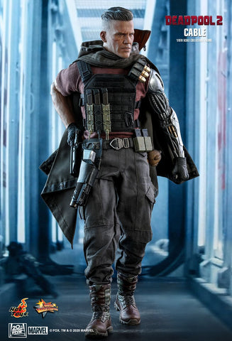Deadpool 2 - Cable MMS583 1/6 Scale Figure by Hot Toys