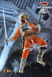 Star Wars Episode V: The Empire Strikes Back - Luke Skywalker Snowspeeder Pilot Figure By Hot Toys